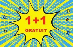 1+1 GRATUIT Profitez vite sur www.bebedazur.com