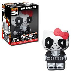 Funko Hello KittyKiss  Catman Vinyl Figure -- Read more reviews of the product by visiting the link on the image.Note:It is affiliate link to Amazon.