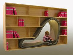 bibliotecas-originales-estanterias-libros-1.jpg (464×352)