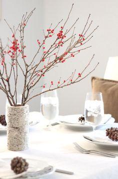DIY Birch Vase - Coordinately Yours, by Julie Blanner