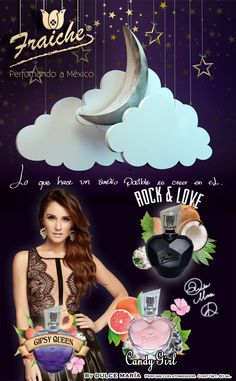 Colección de fragancias de Dulce María. Worlds Largest, Social Media Marketing, Twitter, Perfume Collection, Fragrance, Sweet