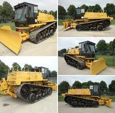 Cat M105 high speed dozer