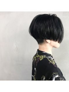 Short Hair Undercut, Haircuts For Wavy Hair, Girls Short Haircuts, Pelo Ulzzang, Ulzzang Hair, Tomboy Haircut, Pixie Haircut, Asian Short Hair, Short Hair Cuts