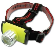 The Vision™ has an adjustable elastic headband and a tilting multi-position head. It's great for search and rescue teams and can be used in all weather conditions. Police Flashlights, Search And Rescue, Led Headlights, Ems, Headphones, Headpieces, Ear Phones