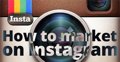 27 must follow pages on instagram that will help you learn how to market on Instagram #MarketOnInstagram #InstagramForBusiness