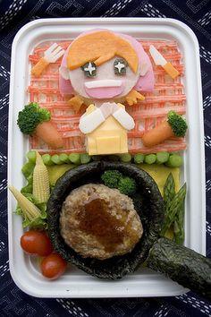 Alimentos kyaraben
