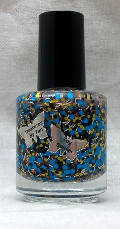 Toy Soldier full Custom Blended Nail Polish by TreasuresByTan, $8.50