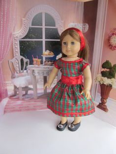 Hey, I found this really awesome Etsy listing at https://www.etsy.com/listing/170320156/darling-party-dress-fits-american-girl