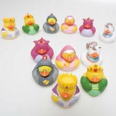 Fairy Tale Rubber Ducks by Century Novelty, http://www.amazon.com/dp/B00362PF4A/ref=cm_sw_r_pi_dp_MUU.qb0CPDTKM
