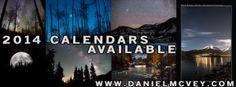 2014 Astronomy Calendar Photography in Summit County Colorado