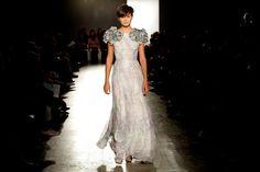 Fashion in Motion: Erdem Moralioglu. December 2009. l Victoria and Albert Museum #fashion