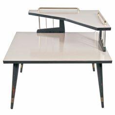 Fab.com   Mid-Century Corner Table