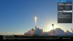 Space X makes third launch in 12 days - The Intelsat 35e satellite successfully launched into orbit on Wednesday July 5 by a SpaceX Falcon 9 rocket.  The satellite will provide commercial broadband communications services in the Caribbean, and services in the African continent.
