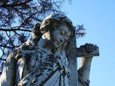 Author Margaret Laurence's Stone Angel, Neepawa Manitoba