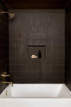 Home Interior Ideas .Home Interior Ideas Brown Bathroom, Modern Bathroom, Small Bathrooms, Master Bathroom, Small Bathroom Paint, Tiled Bathrooms, Masculine Bathroom, Farmhouse Bathrooms, Contemporary Bathrooms