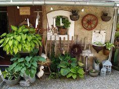 u morkusovic: zahradní