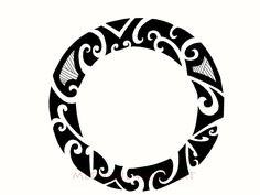 circle maori patterns - Google Search