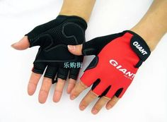 Breathable Cycling Gloves for Giant Bikes Half Finger