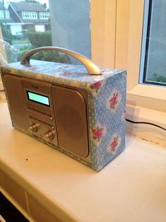 Decoupage radio