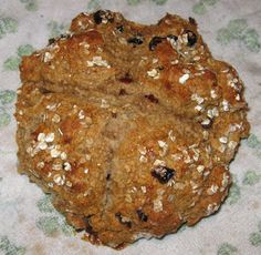 Tierney Tavern: Honey Oat Crust Brown Irish Soda Bread