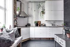 A Stockholm home full of inspiration