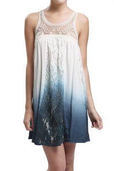 Blu Pepper Sleeveless Woven Dress | CrossRoads Online