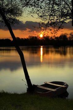 Golden Sunsets and Sunrises