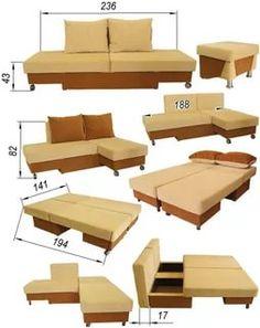 угловой диван-кровать трансформер: 10 тыс изображений найдено в Яндекс.Картинках