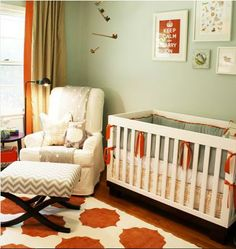 unisex nursery ideas | ... and girls Hundreds of ideas for the nursery An underwater Baby room