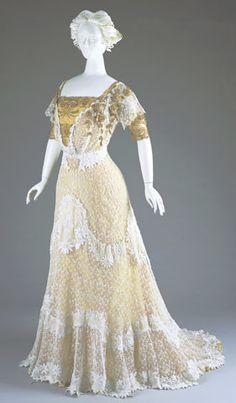 Dress   c.1908   -   The Cincinnati Art Museum