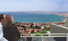 Sea View Istanbul Flats For sale 4 Bedroom Turkey