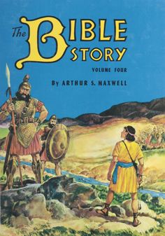 The Bible Story Ten Volume Set: Arthur S. Maxwell: 9780828012652: Amazon.com: Books