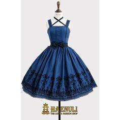 lolita plus geek Pretty Outfits, Pretty Dresses, Beautiful Dresses, Kawaii Fashion, Cute Fashion, Habit Vintage, Mode Lolita, Mode Kawaii, Fantasy Dress