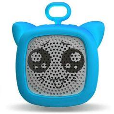 Cute Pattern Active Type High Quality Wireless Mini Bluetooth Speaker