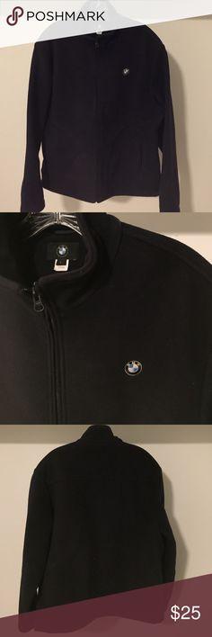 BMW jacket Thick fleece BMW warm jacket. In good condition. BMW Jackets & Coats