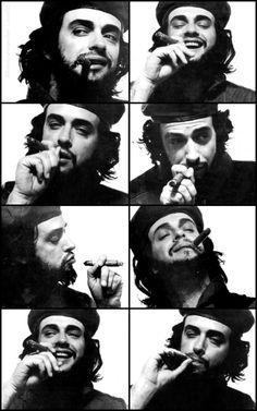 El Che Cerati tan sexy, dulce y sensible como Ernesto
