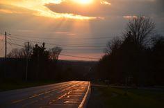 Photo taken in Conneaut Lake, PA 3/28/2012 by Me.. Maria Firkaly.