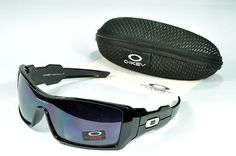 New Discount Oakley Polarized Sunglasses black  $27.00