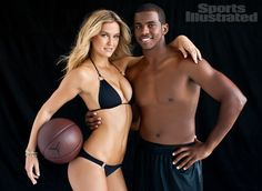 Sports Illustrated girls!