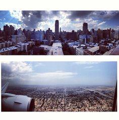 NYC --> LA
