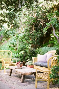 A TROPICAL PARADISE IN THE MIDDLE OF LOS ANGELES | THE STYLE FILES