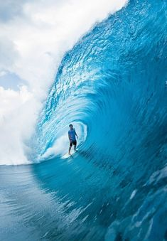 A B I G Wave, hey where's Laird?...............
