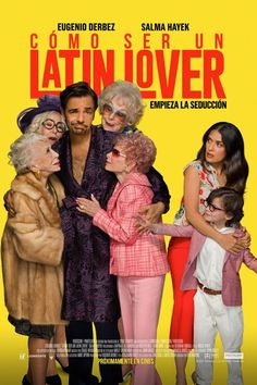 Watch How to Be a Latin Lover (2017) Full Movie HD Free Download