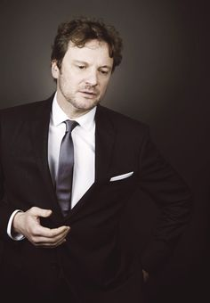 Colin Firth- yes please!