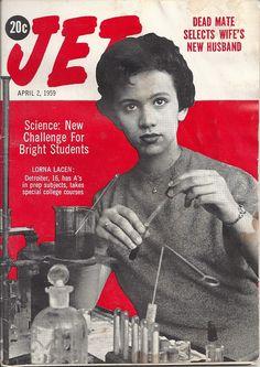 APR 2 1959 JET MAGAZINE VOL.15 #22 (Lorna Lacen) Jet Magazine, Black Magazine, Life Magazine, Ebony Magazine Cover, Magazine Covers, Essence Magazine, Political Figures, African American History, Vintage Magazines