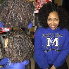 Freetress Bohemian curl Crochet braids Tree Braids Hairstyles, Braided Hairstyles, Natural Short Cuts, Natural Hair Styles, Chrochet Braids, Crochet Hair, Twist Braids, Twists, Protective Hairstyles