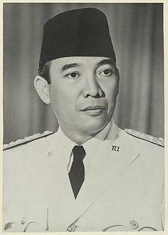 Sukarno, Indonesia's Founding President