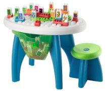 Ecoiffier - Abrick Educational Table (learn By Numbers) Abrick Educational Table is a fun activity table set, that can help kids learn numbers while playing with bricks. Large game base for building fun! Baby Activity Toys, Infant Activities, Fun Activities, Halloween Festival, Halloween Fun, Toys In The Attic, Lego, Toys Uk, Nursery School