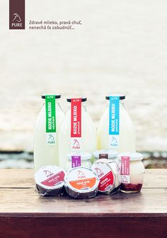 Pure — Slovak Ecofarm on Behance