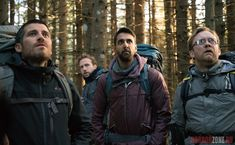 Movie Trailer for The Ritual, directed by David Bruckner; a Horror, Thriller, Mystery trailer. Trailer The Ritual group of college friends reunite for a t. Good Movies On Netflix, Movies Online, Watch Movies, Halloween Movies, Scary Movies, The Ritual Movie, Thriller, O Ritual, Newest Horror Movies